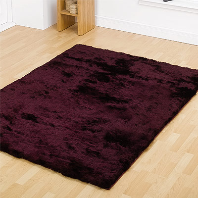 Tapis Splendour Shadow prune 75 x 150 cm Enlarged Preview