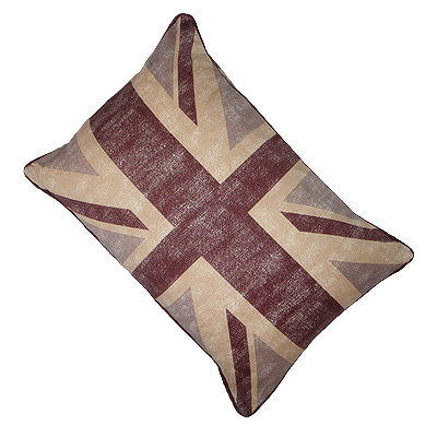 kissen sofakissen 40x40 cm union jack united kingdom england uk britische flagge ebay. Black Bedroom Furniture Sets. Home Design Ideas