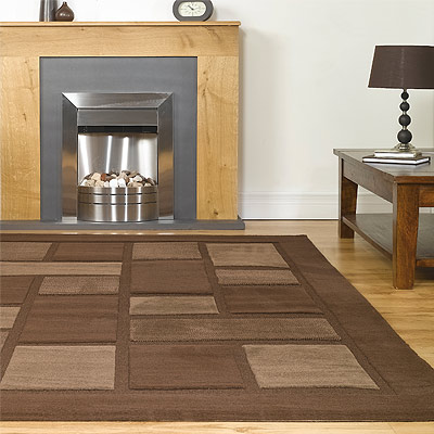 Visiona Soft 4304 Runner, Brown, 60 x 230 Cm Enlarged Preview