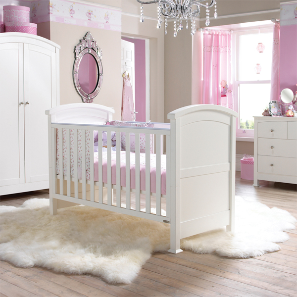 nursery furniture set white