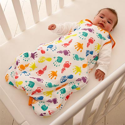 By Carla Playtime Sleeping Bag, 1 Tog, 0 - 6 Months