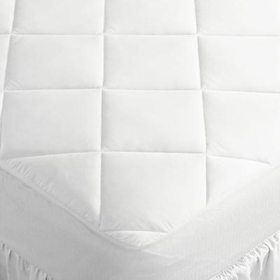 prot ge matelas rembourr 2 personnes hypoallerg nique 30 48 cm 180 x 200 cm ebay. Black Bedroom Furniture Sets. Home Design Ideas