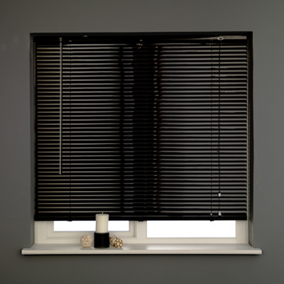 sunlover metal 25mm aluminium venetian blind. Black Bedroom Furniture Sets. Home Design Ideas