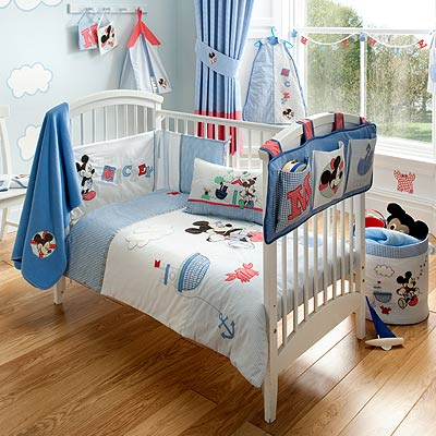 disney micky maus baby schlafsack mickey mouse sailor. Black Bedroom Furniture Sets. Home Design Ideas