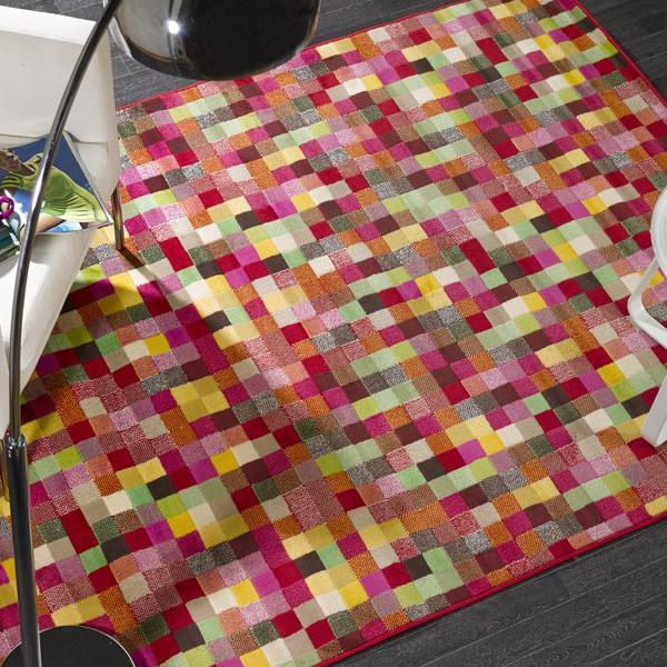 Flair Rugs Retro Funky Pixel Rug