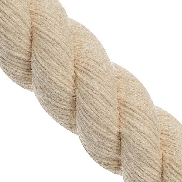 Swish Java Cotton Rope Curtain Tie Back