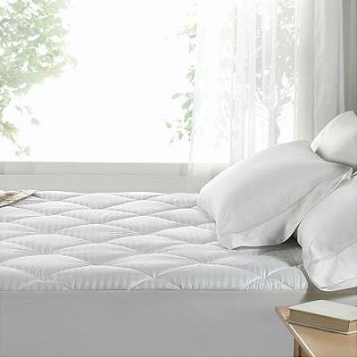 matratzenschoner baumwolle polyester gesteppt wasserfest einzel schmal ebay. Black Bedroom Furniture Sets. Home Design Ideas
