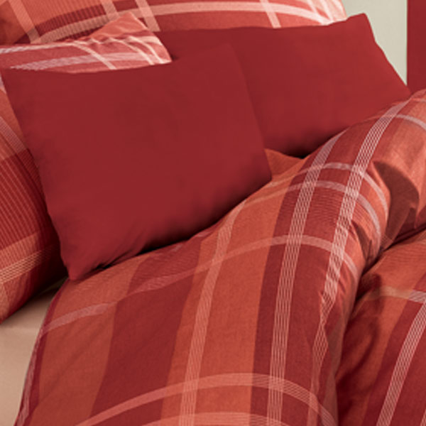 Dreams N Drapes Glencoe Check Print Duvet Cover Set Ebay