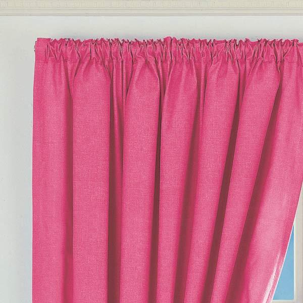 verdunkelungsvorh nge norfolk mit kr uselband pink. Black Bedroom Furniture Sets. Home Design Ideas