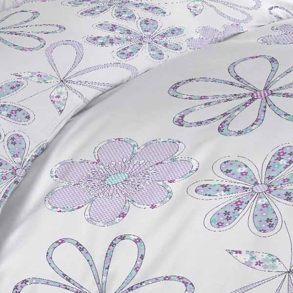 Finest Lilac Duvet Cover Sets Sweetgalas With