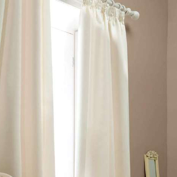 Lined Cream Curtains - Curtains Design Gallery