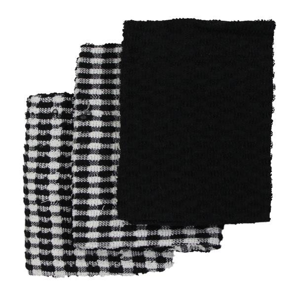black and white tea towels,Black Kitchen Towels,Kitchen ideas