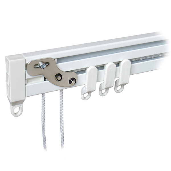 Curtain door rail ~ Decorate the house with beautiful curtains