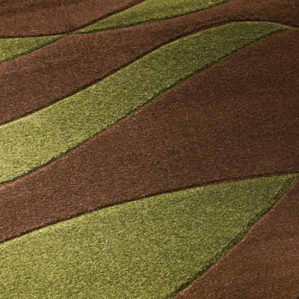 Green Brown Rug Roselawnlutheran