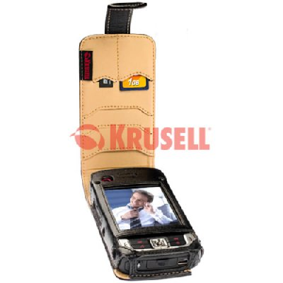 View Item Krusell Orbit Leather Case For Eten X800