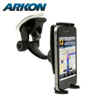View Item Arkon Car Suction Mount For Apple iPhone 4