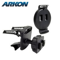 View Item Arkon Car Air Vent Mounting Kit For TomTom Start & Ease