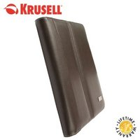 View Item Krusell Luna Case for Apple iPad 1 - Brown