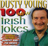 View Item Dusty Young 100 New Irish Jokes CD Vol. 12 NEW sealed