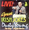 View Item Dusty Young CD Vol. 3 Live! Over 100 Irish Jokes CD NEW