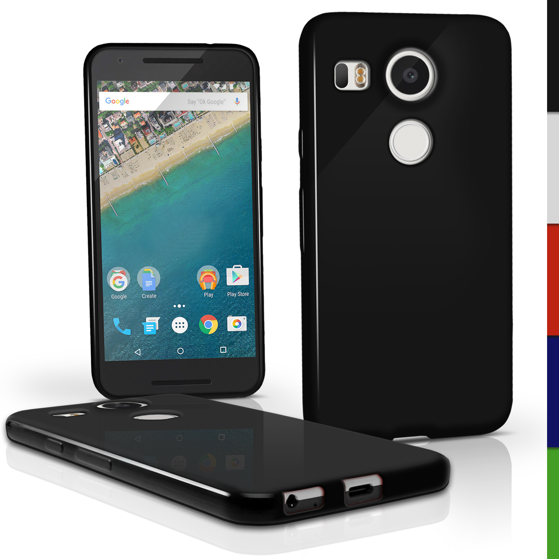 Glossy tpu gel case for lg nexus 5x gel skin soft cover for Nexus 5 skin template
