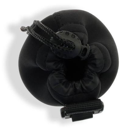 iGadgitz Small Drawstring Neoprene Lens Protector Sleeve Pouch Bag Cover for SLR DSLR Camera Lenses Thumbnail 4