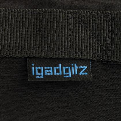 iGadgitz Small Drawstring Neoprene Lens Protector Sleeve Pouch Bag Cover for SLR DSLR Camera Lenses Thumbnail 5