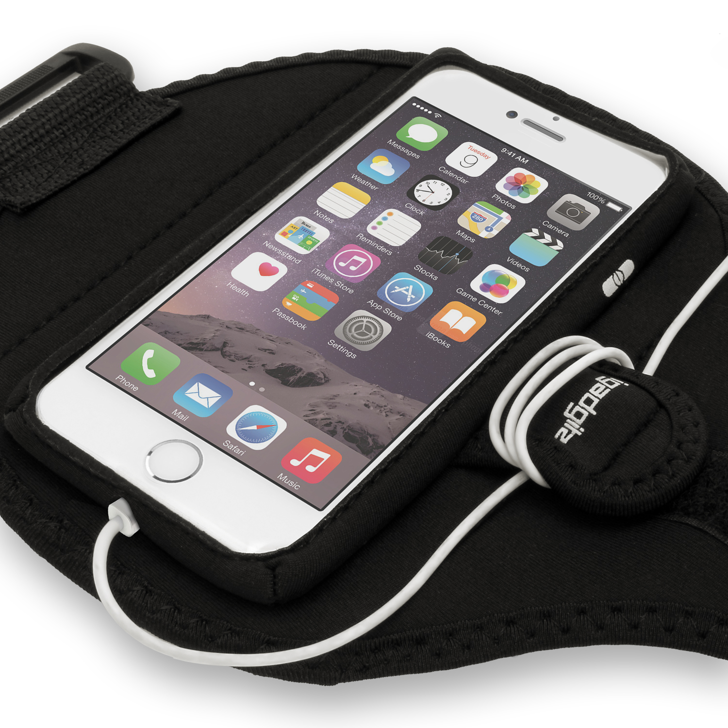 sports armband fitness tasche f r apple iphone 7 4 7 joggen etui schutzh lle ebay. Black Bedroom Furniture Sets. Home Design Ideas