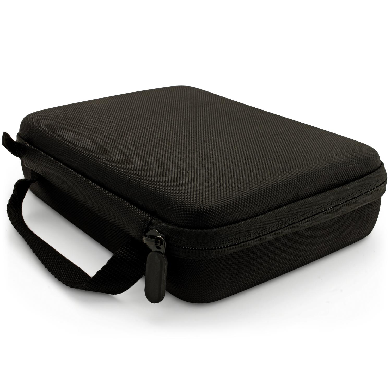 Optix Pro Large EVA Hard Travel Case Cover with Zip Closure u0026 Foam ...