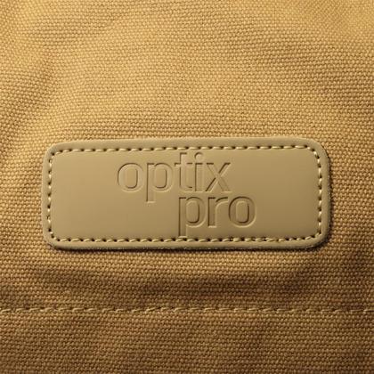 Optix Pro Water Repellent Canvas Messenger Shoulder Bag for SLR DSLR Cameras & Lens Thumbnail 4
