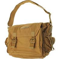 Optix Pro Water Repellent Canvas Messenger Shoulder Bag for SLR DSLR Cameras & Lens