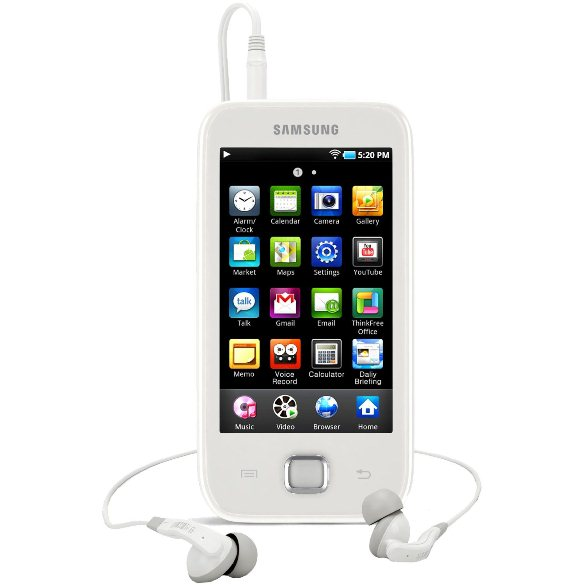 Samsung Galaxy MP3 Players