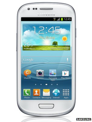 Samsung Galaxy SIII Mini I8190