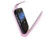 View Item Pink Leather Case Cover for BlackBerry Bold 9000 + Screen Protector