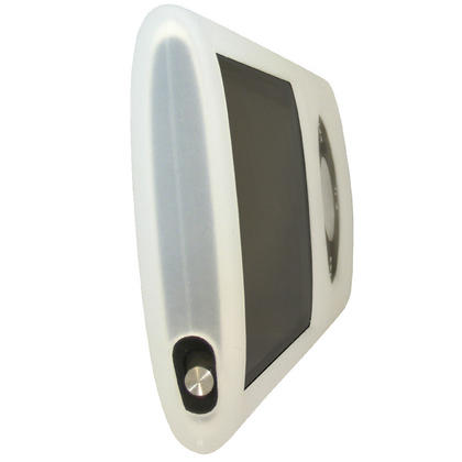 iGadgitz CLEAR Silicone Skin Case for Apple iPod Nano 5th Gen (with Video Camera) + Screen Protector & Lanyard Thumbnail 2