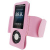 View Item iGadgitz PINK Neoprene Sports Armband for Apple iPod Nano 5th Gen Generation 5G (with Video Camera) 8GB & 16GB