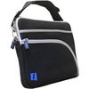 "View Item iGadgitz Retro Black Neoprene Sleeve Case Cover with Detachable Shoulder Strap for 10"", 10.1"" & 10.2"" Netbook"