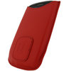 View Item Etui pochette en cuir PU pour BlackBerry Bold ROUGE