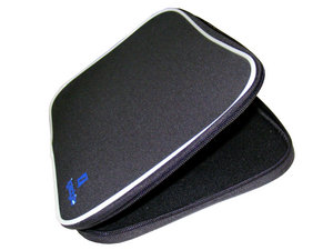 "iGadgitz Black Neoprene Sleeve Case Cover For 8.9"" inch Acer Aspire One A110, ZG5, A150 & A150X Netbook Preview"