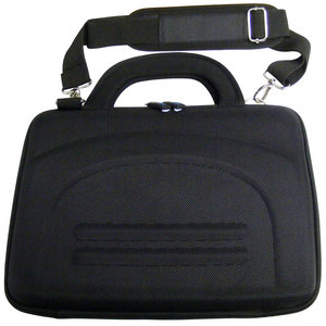 "iGadgitz Black Hard Cover Carry Case with Detachable Shoulder Strap Suitable for 8.9"" Netbook Preview"