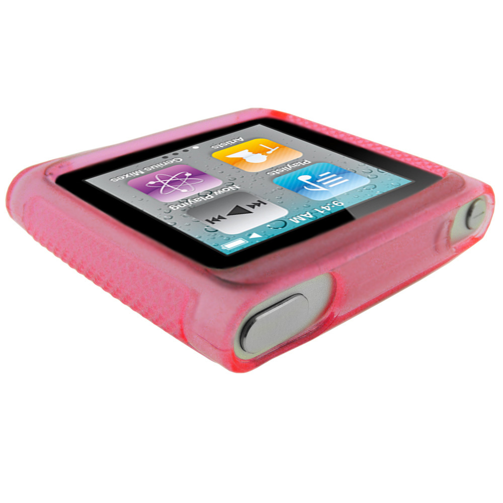 Navigation Click Wheel Capacity 2 4 and 8 GB Model number and date introduced A1199 200609 You can distinguish the iPod nano 2nd generation from other