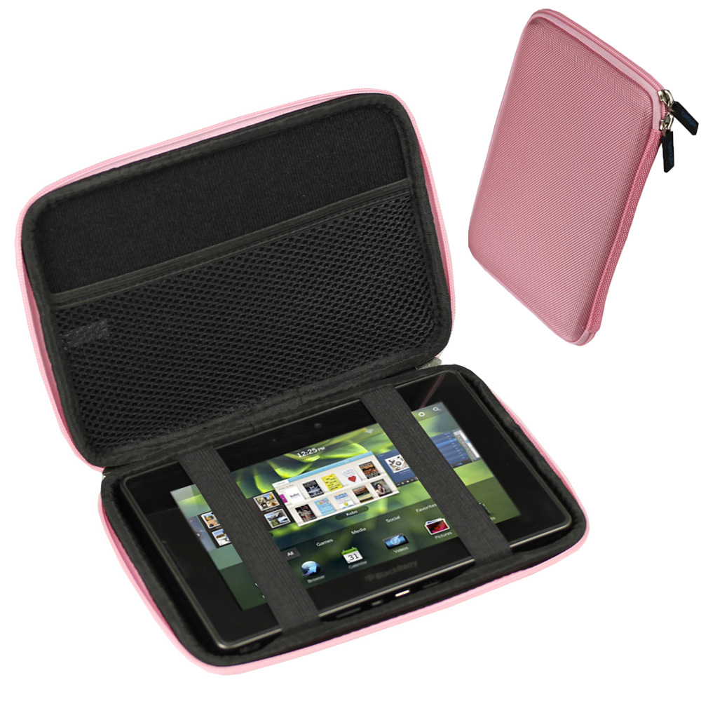 Rose eva voyager etui housse pour blackberry playbook 7 for Housse blackberry