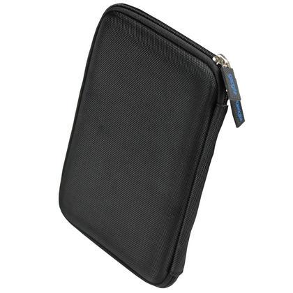 iGadgitz Black EVA Travel Hard Case Cover Sleeve for Amazon Kindle Paperwhite 2015 2014 2013 2012 & Kindle Touch Thumbnail 3