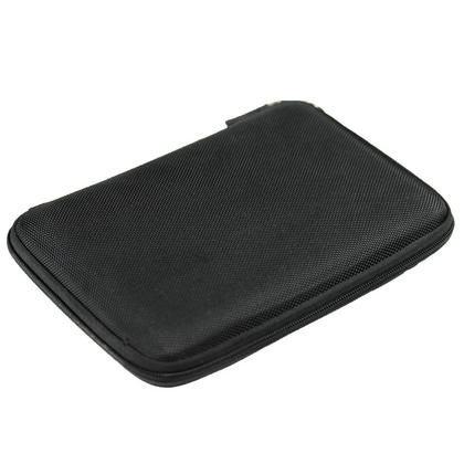 iGadgitz Black EVA Travel Hard Case Cover Sleeve for Amazon Kindle Paperwhite 2015 2014 2013 2012 & Kindle Touch Thumbnail 4