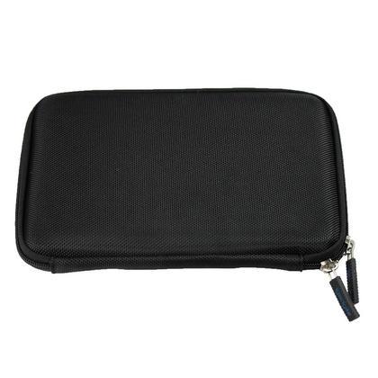 iGadgitz Black EVA Travel Hard Case Cover Sleeve for Amazon Kindle Paperwhite 2015 2014 2013 2012 & Kindle Touch Thumbnail 5