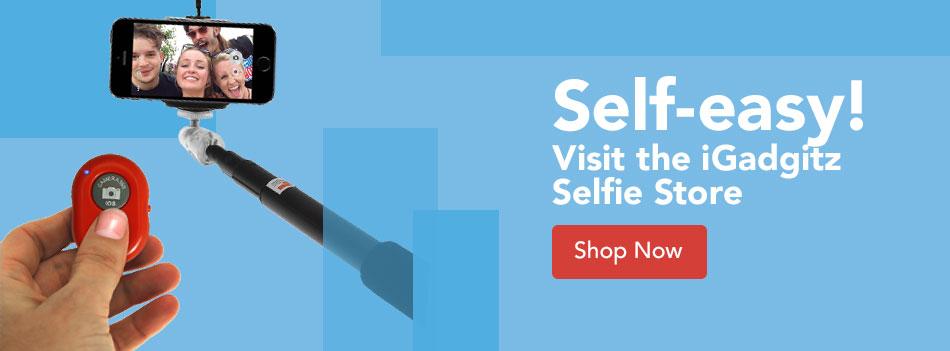iGadgitz xtra selfie store