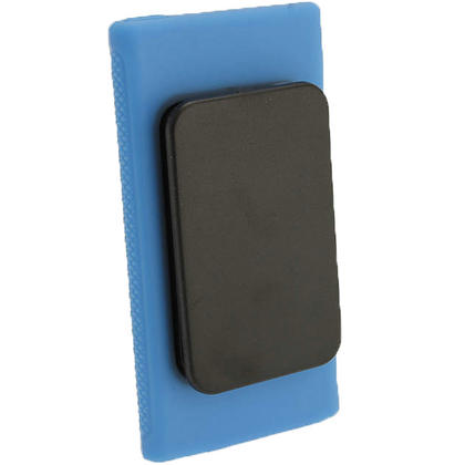 iGadgitz Blue 'Clip'n'Go' Gel Case for Apple iPod Nano 7th Gen with Integrated Sports Clip + Screen Protector Thumbnail 3