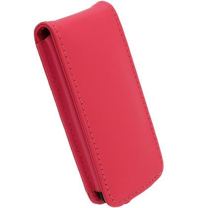 iGadgitz Pink Leather Case for Sony Walkman NWZ-E473 NWZ-E474 NWZ-E574 NWZ-E575 E Series MP3 Player Thumbnail 5
