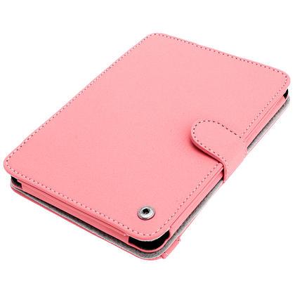 iGadgitz Pink PU 'Bi-View' Leather Case for Amazon Kindle Paperwhite 2015 2014 2013 2012 With Sleep/Wake & Hand Strap Thumbnail 8