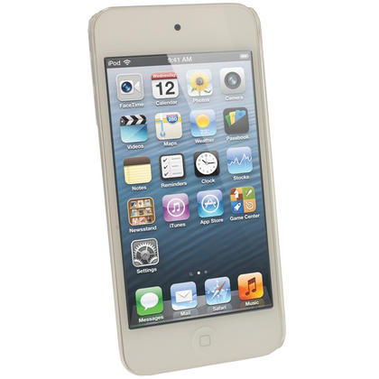 iGadgitz Clear Transparent PC Hard Case Cover for Apple iPod Touch 5th Generation 5G 32GB 64GB + Screen Protector Thumbnail 2